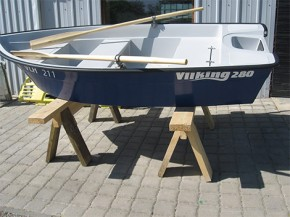 "Rowboat ""ELINA"", ""Viiking 280"""
